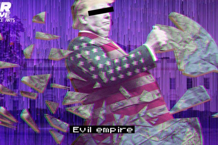 Trump, imperium zła, atlantyzm