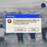 Error, rodzina, technologia