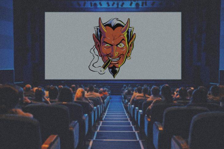 diabeł, kino, popkultura