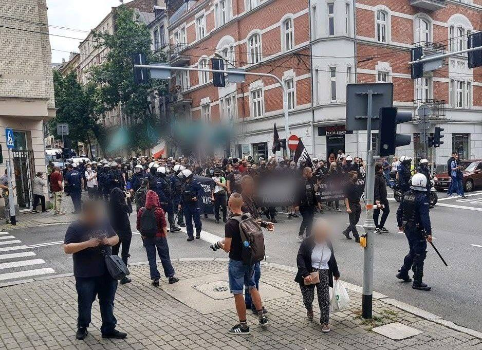 Nacjonaliści w Katowicach