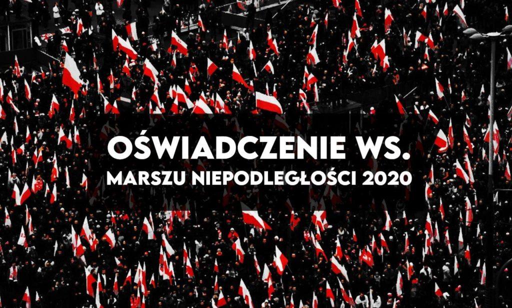 marsz niepodległości, nacjonaliści