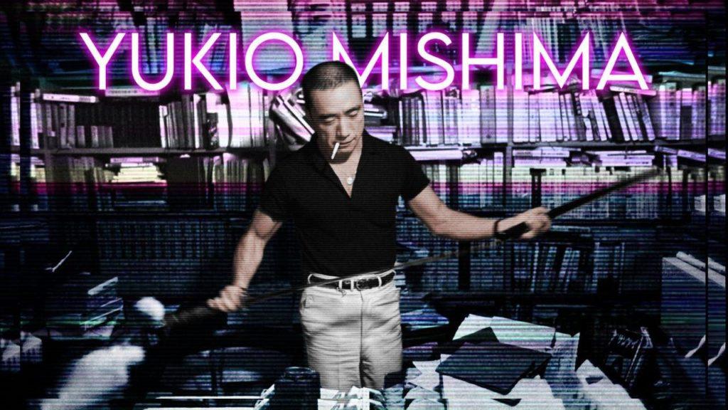 yukio mishima, mishima, wyznanie maski