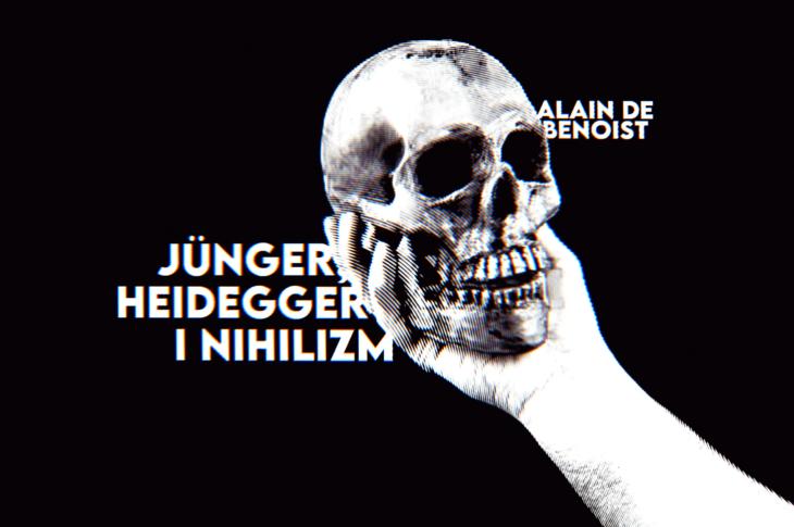Ernst Jünger, Martin Heidegger