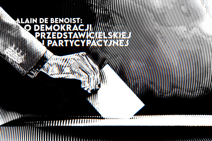 Alain de Benoist, demokracja organiczna
