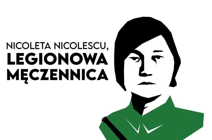 Nicoleta Nicolescu, żelazna gwardia