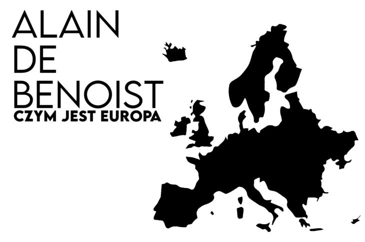 Alain de Benoist, Europa