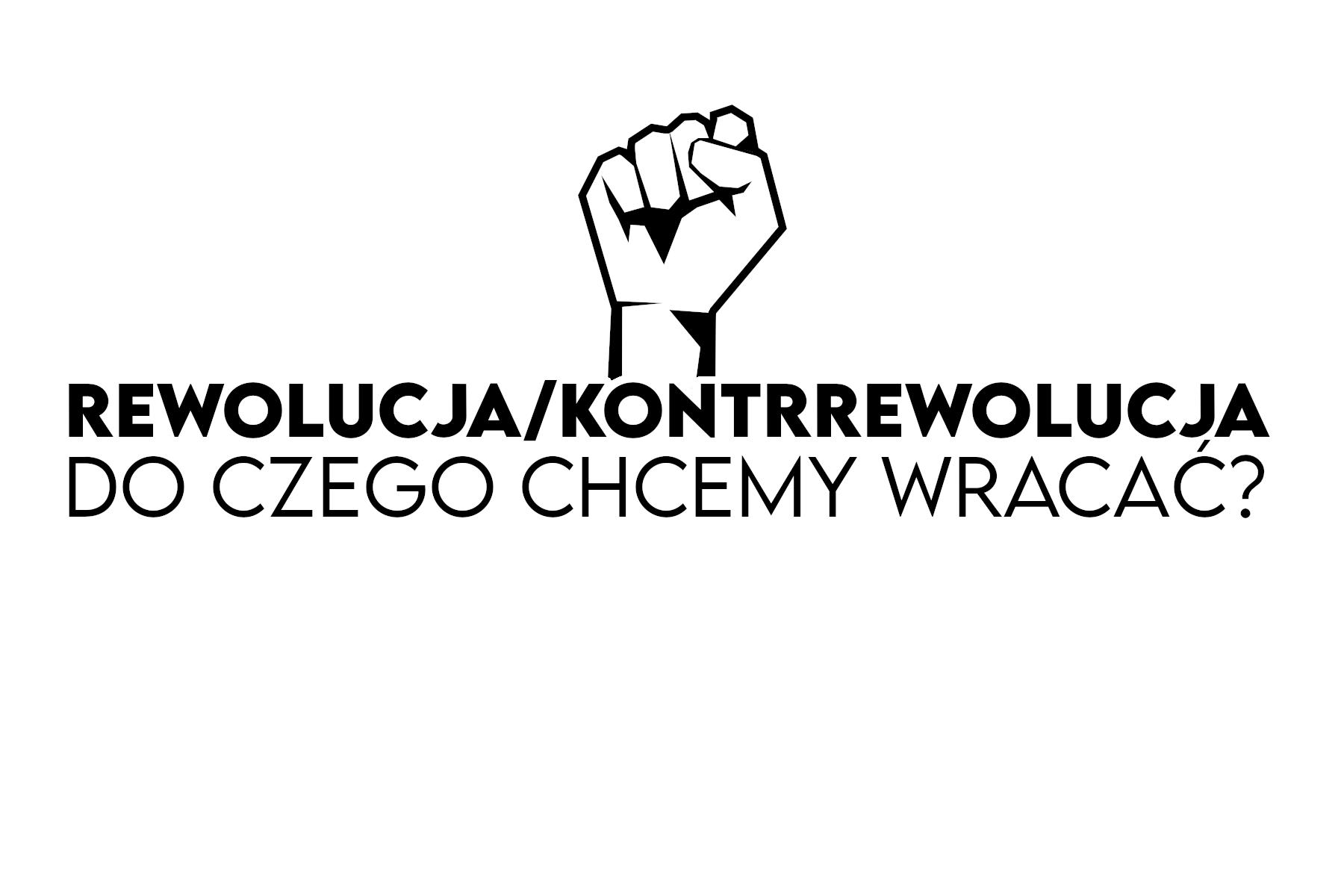 kontrewolucja, rewolucja